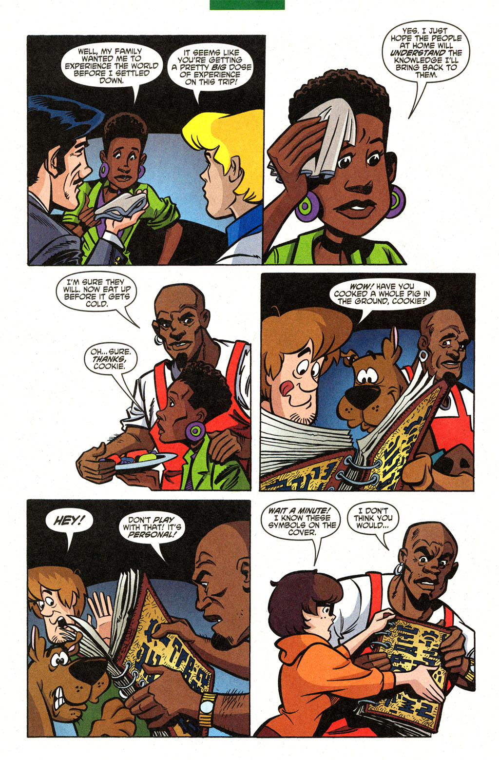 Read online Scooby-Doo (1997) comic -  Issue #99 - 7