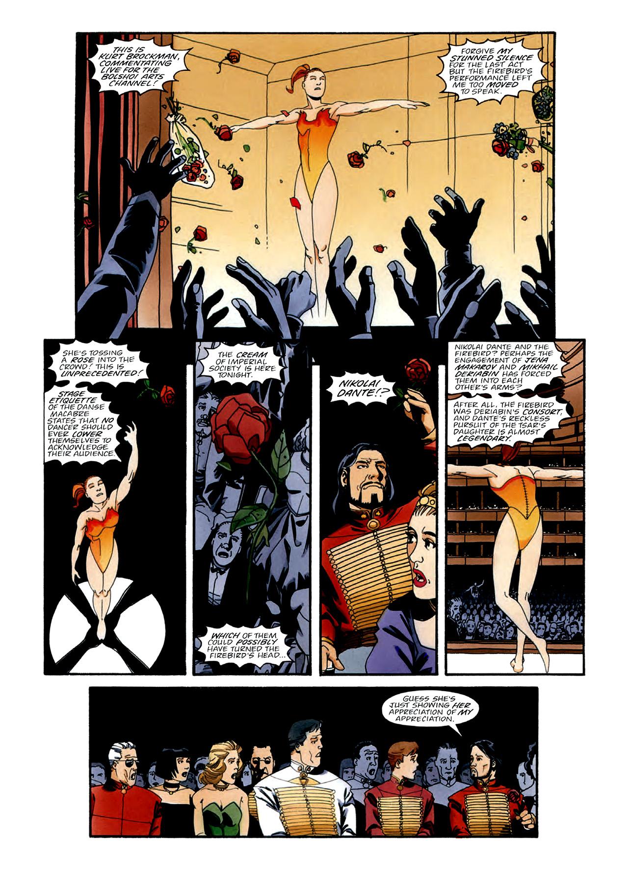 Read online Nikolai Dante comic -  Issue # TPB 3 - 18