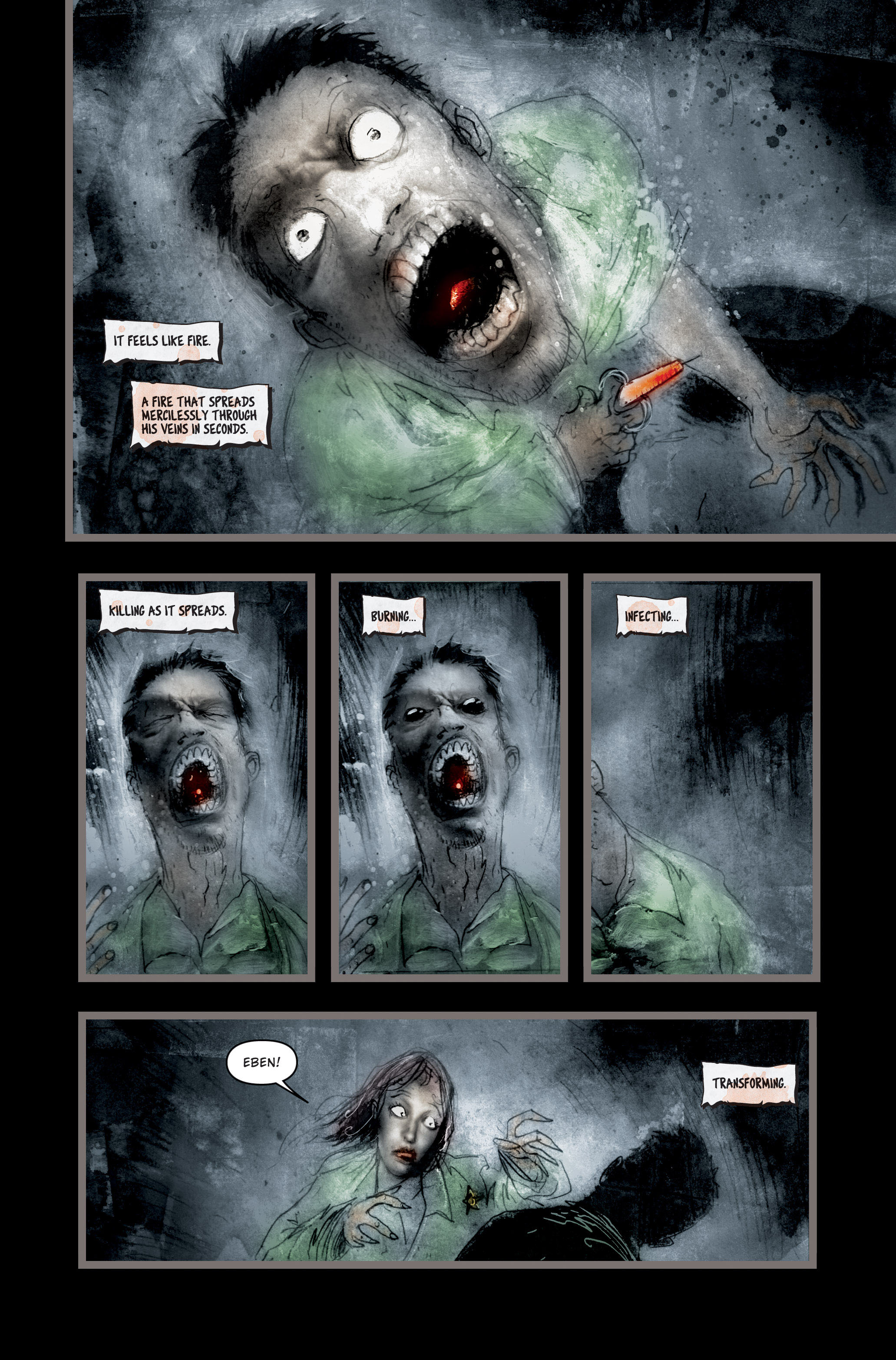 Read online 30 Days of Night (2002) comic -  Issue #3 - 15