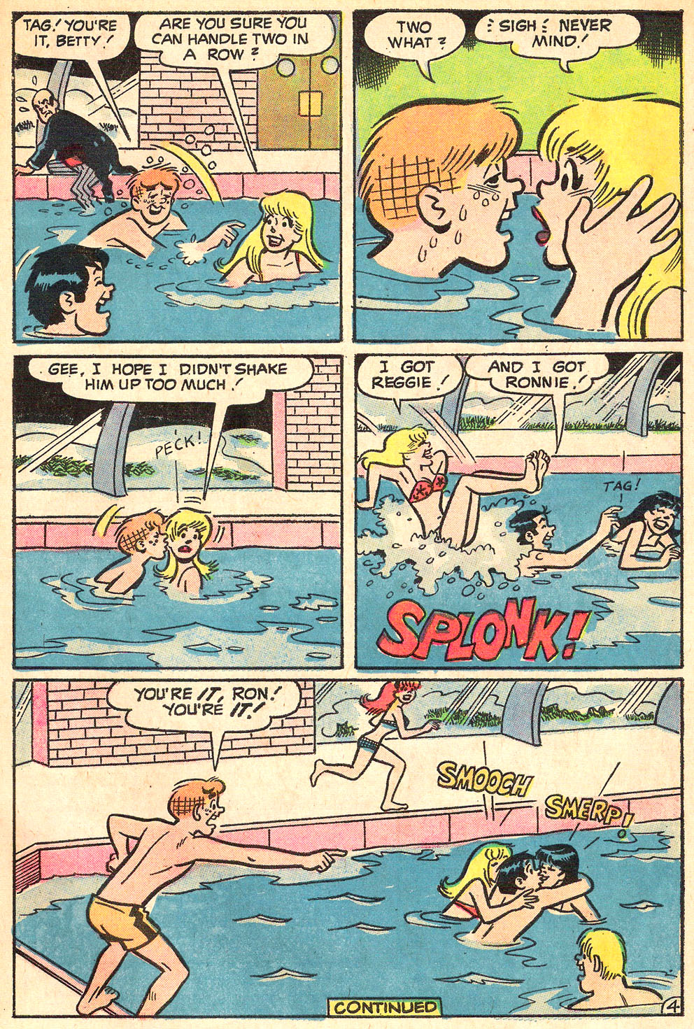 Read online Archie's Girls Betty and Veronica comic -  Issue #195 - 27