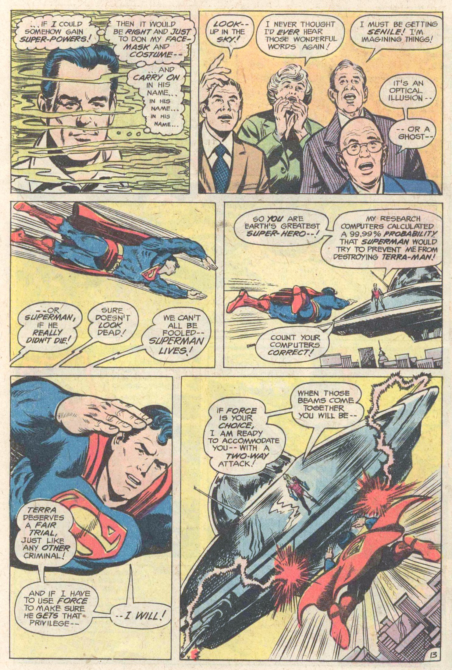 Read online Action Comics (1938) comic -  Issue #470 - 25