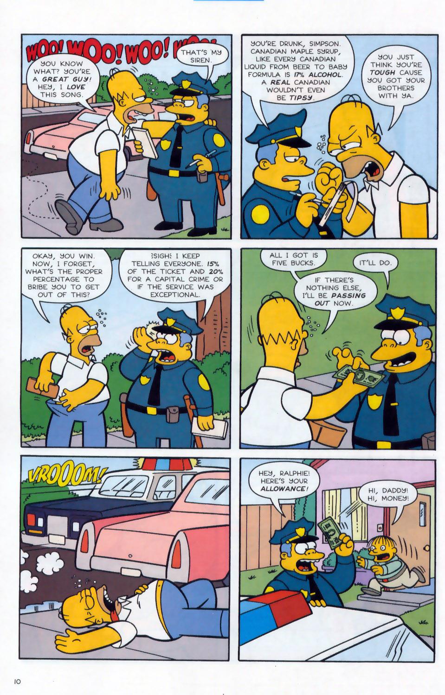 Read online Simpsons Comics comic -  Issue #78 - 11