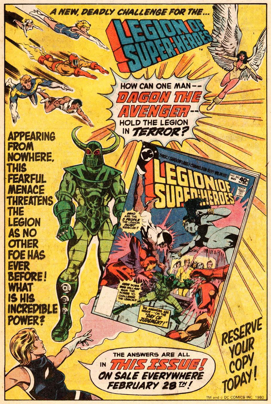 Read online Adventure Comics (1938) comic -  Issue #471 - 16