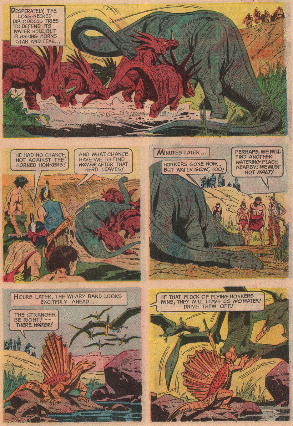 Read online Turok, Son of Stone comic -  Issue #53 - 11