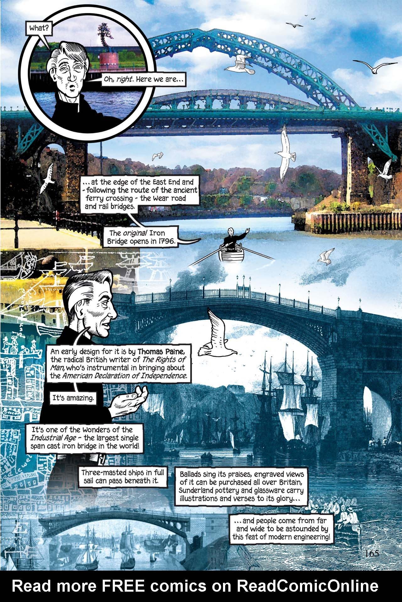 Read online Alice in Sunderland comic -  Issue # Full - 169