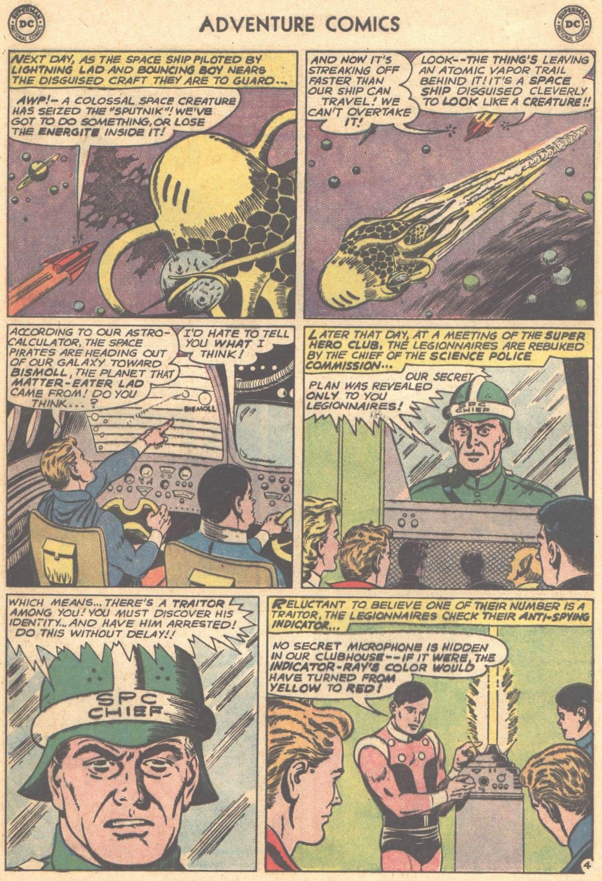 Read online Adventure Comics (1938) comic -  Issue #303 - 24