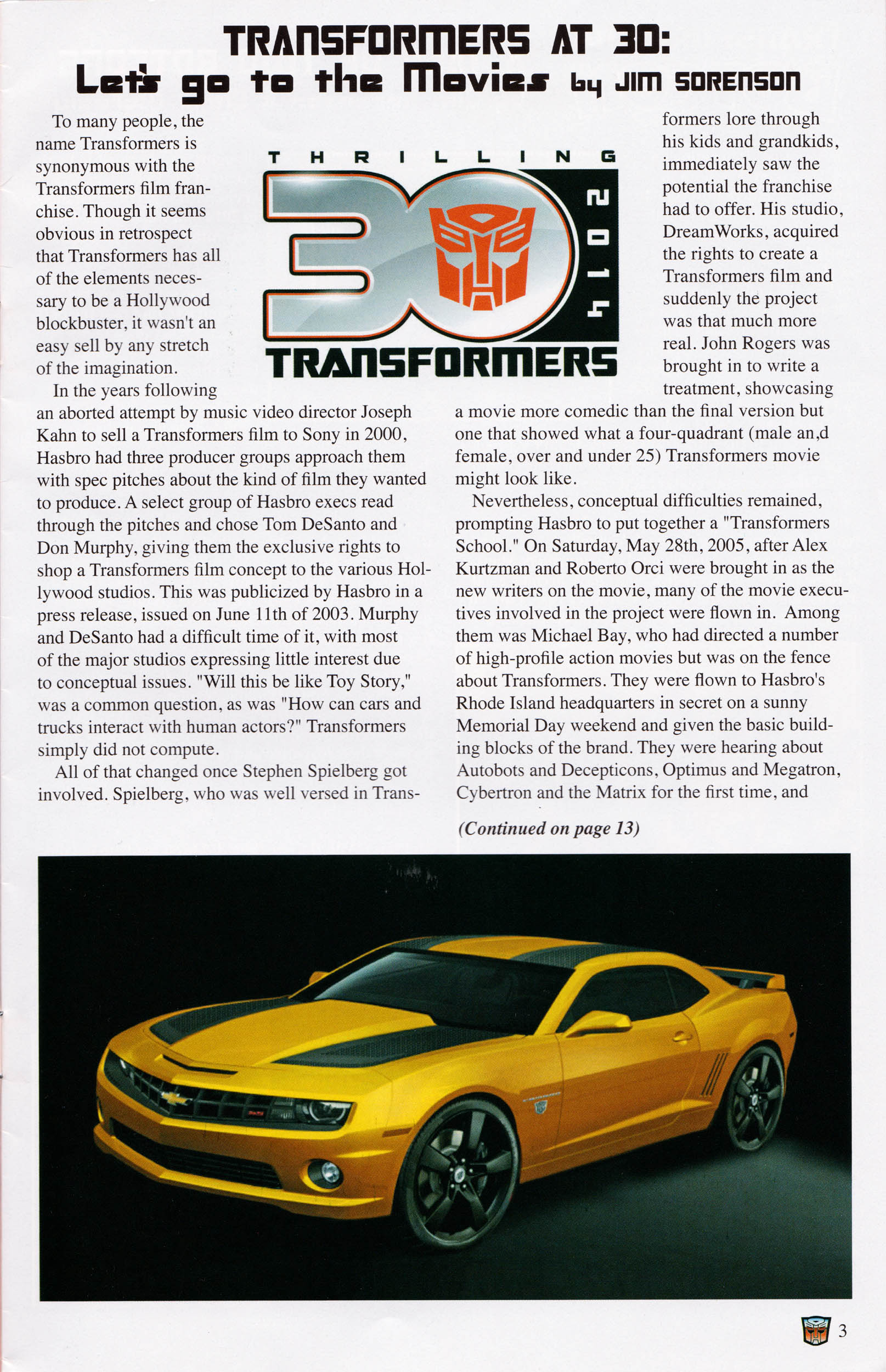 Read online Transformers: Collectors' Club comic -  Issue #58 - 3