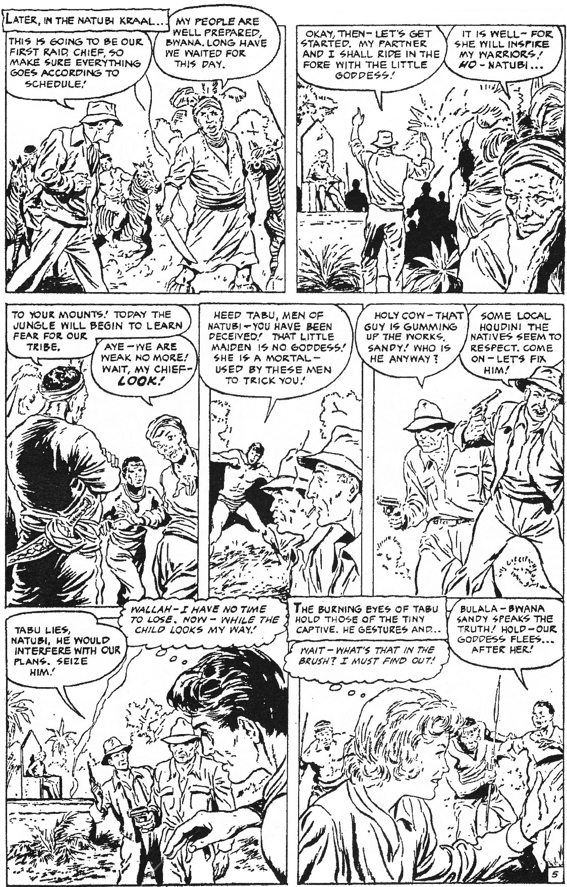 Read online Men of Mystery Comics comic -  Issue #84 - 173