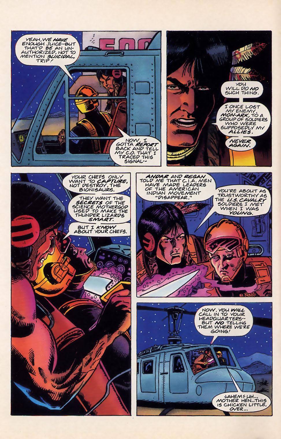 Read online Turok, Dinosaur Hunter (1993) comic -  Issue #18 - 5