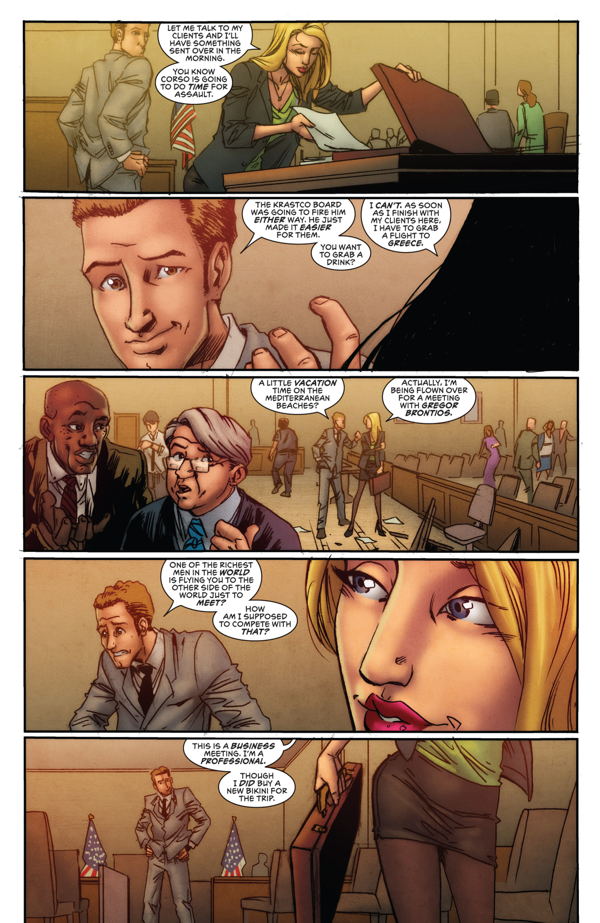 Read online Grimm Fairy Tales presents Grimm Universe comic -  Issue # TPB - 11