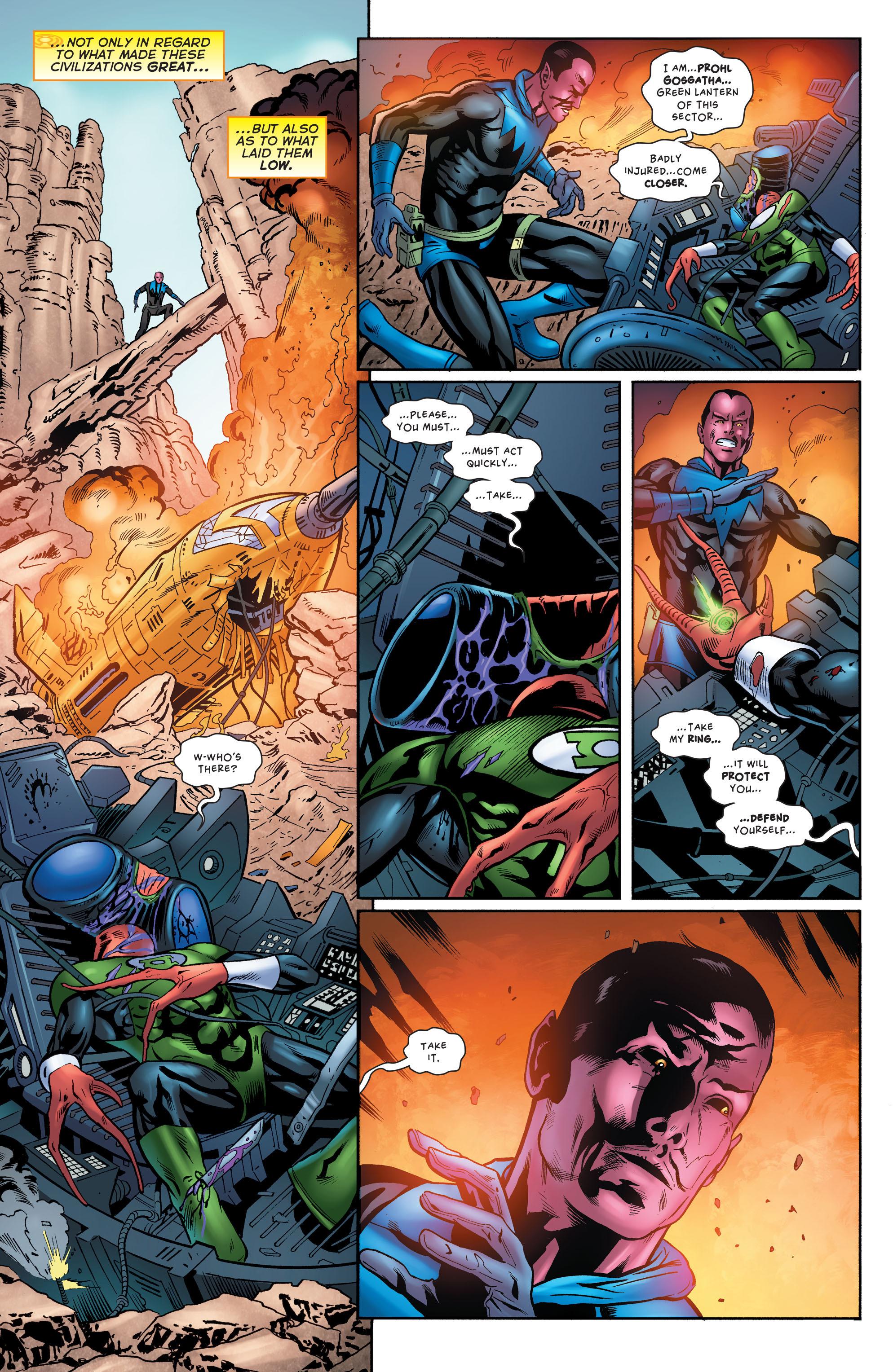 Read online Secret Origins (2014) comic -  Issue #6 - 27