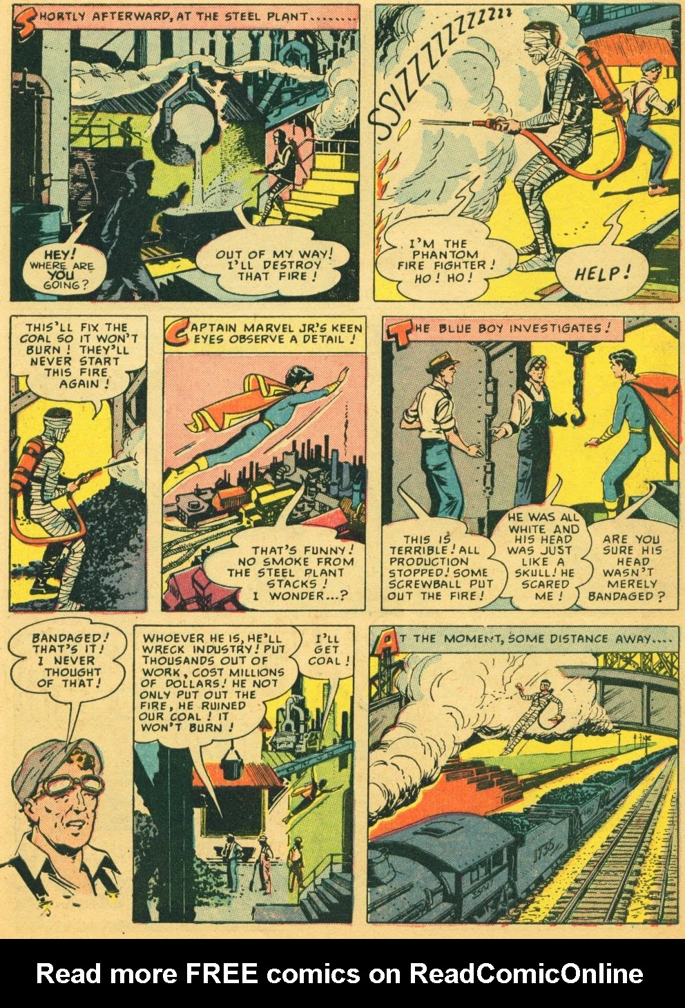Captain Marvel, Jr. issue 82 - Page 7
