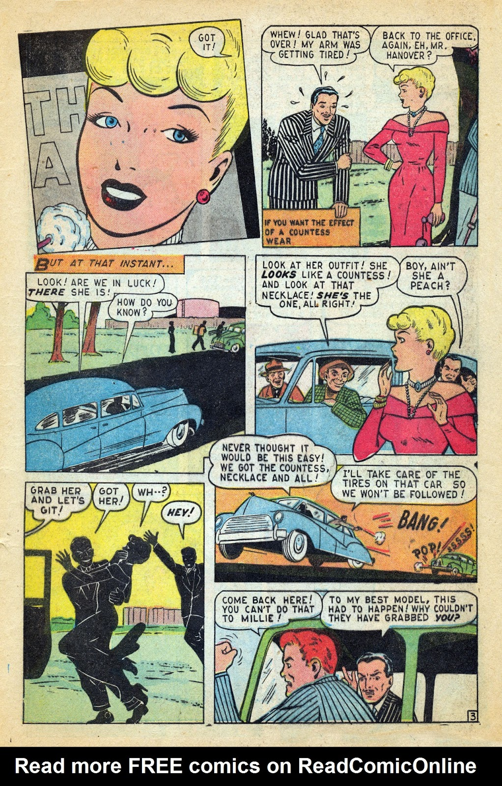 Read online Millie the Model comic -  Issue #14 - 5