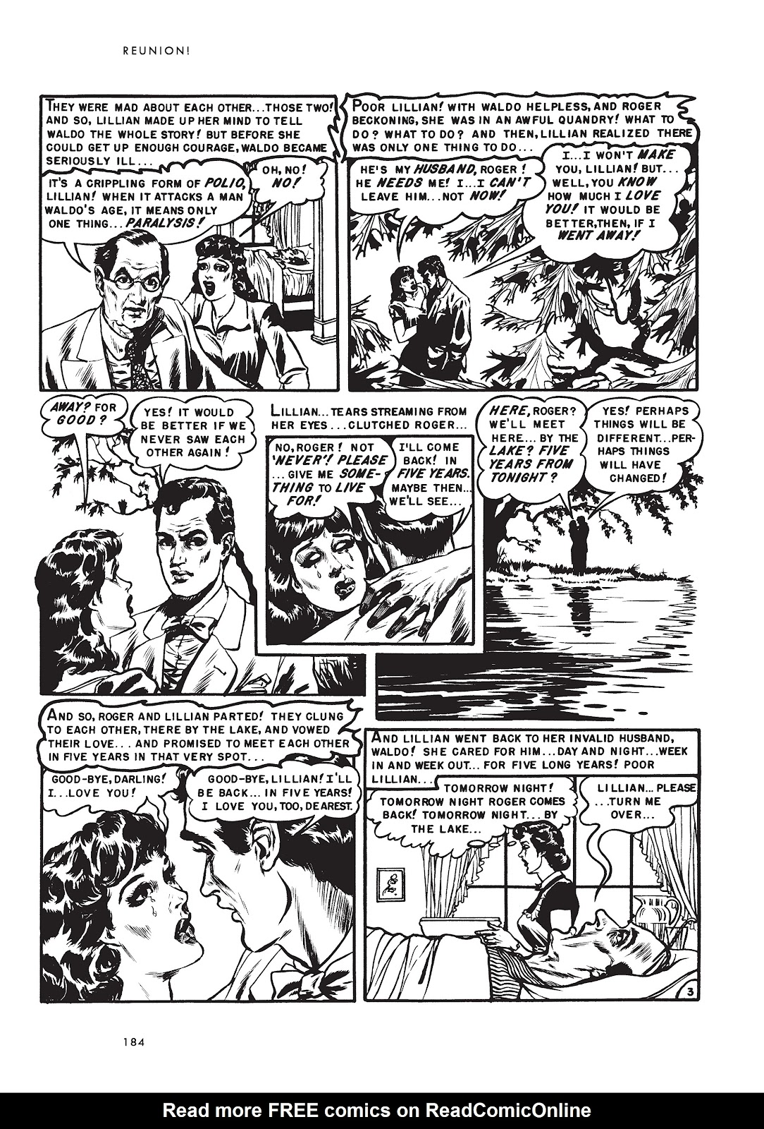 Read online Doctor of Horror and Other Stories comic -  Issue # TPB (Part 2) - 100