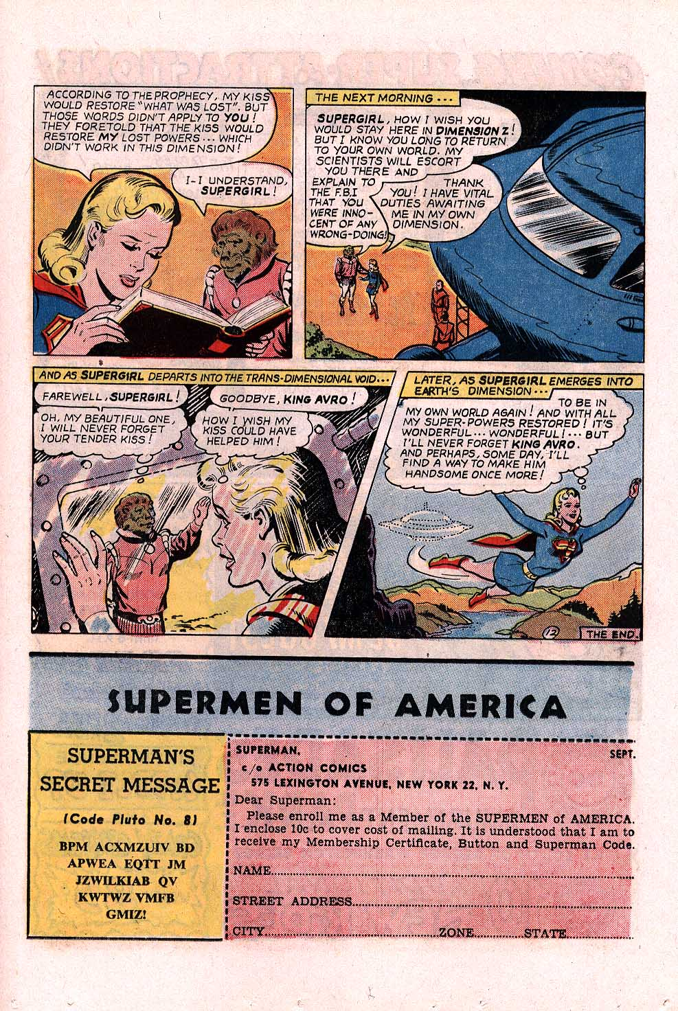Read online Action Comics (1938) comic -  Issue #328 - 25