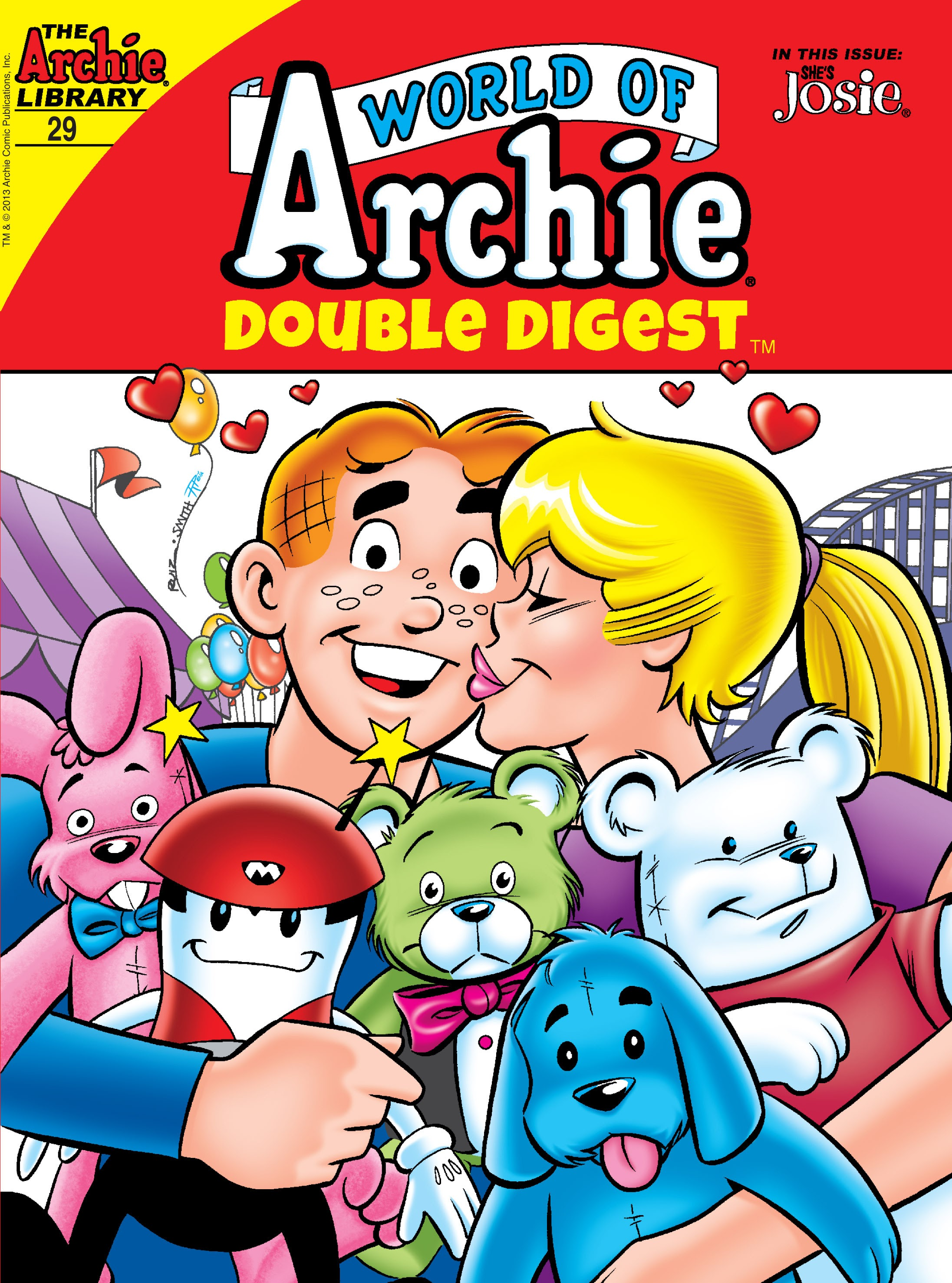 World of Archie Double Digest 29 Page 1