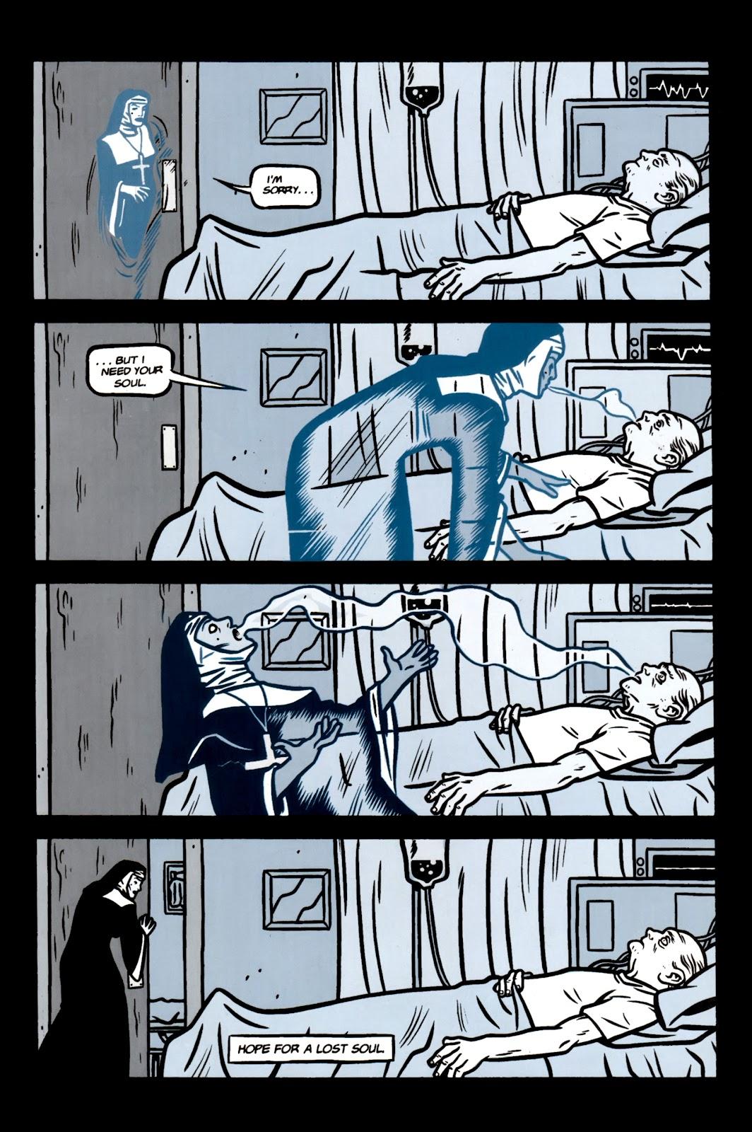 Read online Feeders comic -  Issue # Full - 10