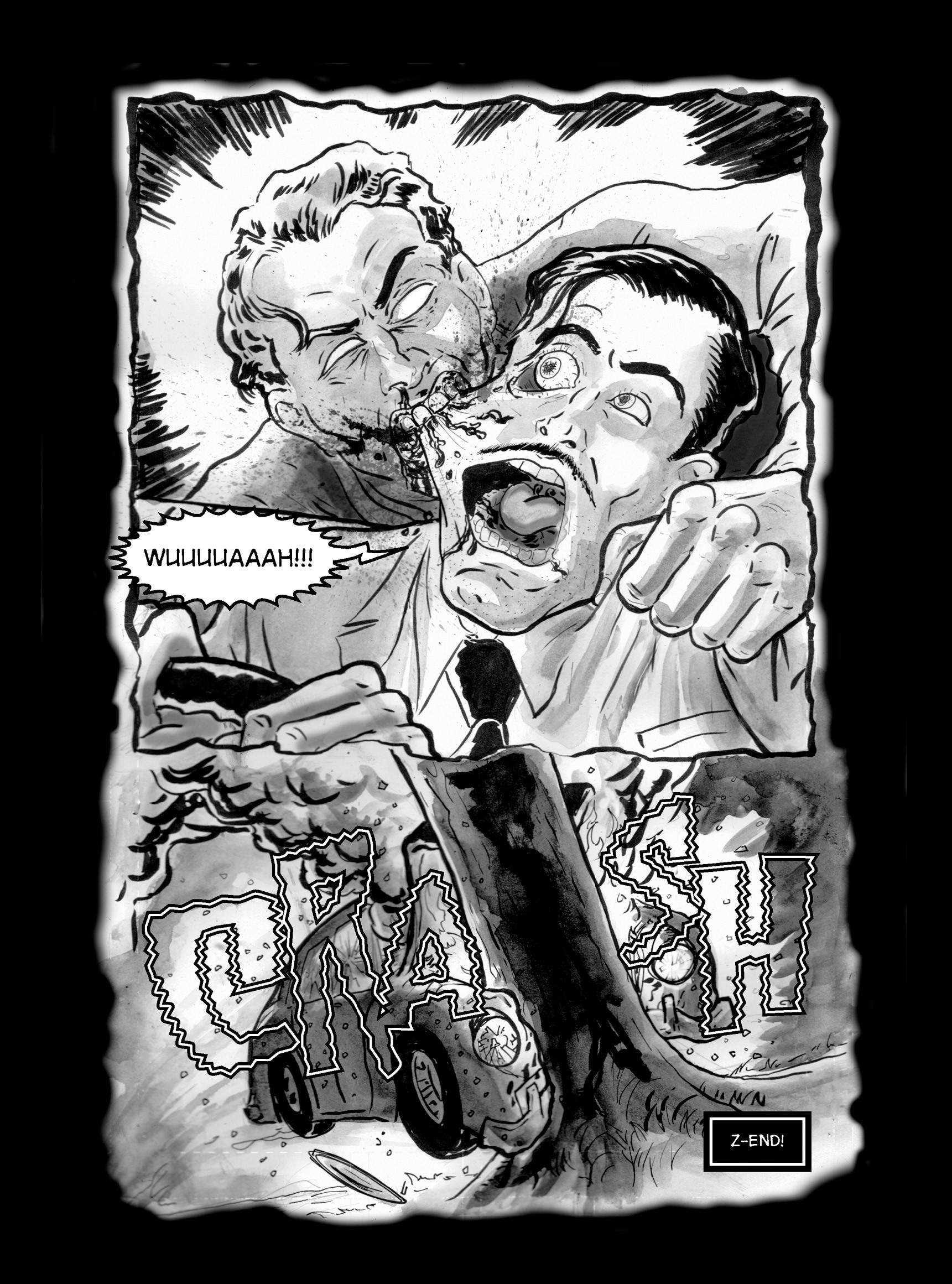 Read online FUBAR comic -  Issue #3 - 250