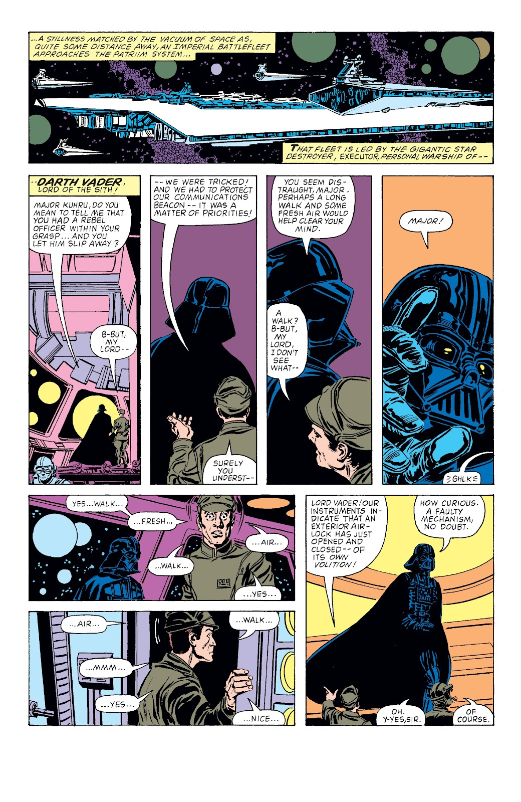 Read online Star Wars Legends: The Original Marvel Years - Epic Collection comic -  Issue # TPB 3 (Part 3) - 81
