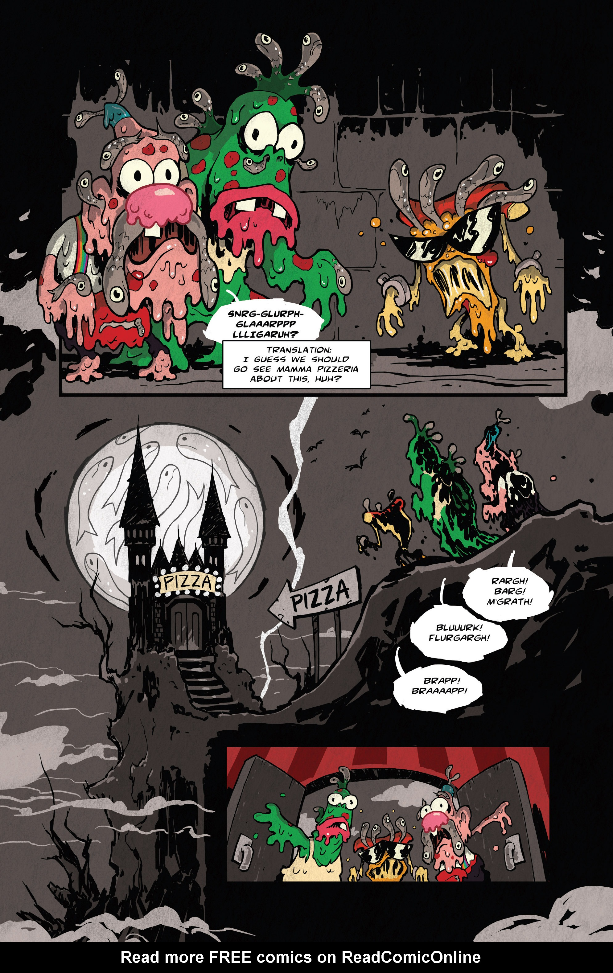 Read online Uncle Grandpa comic -  Issue #3 - 20