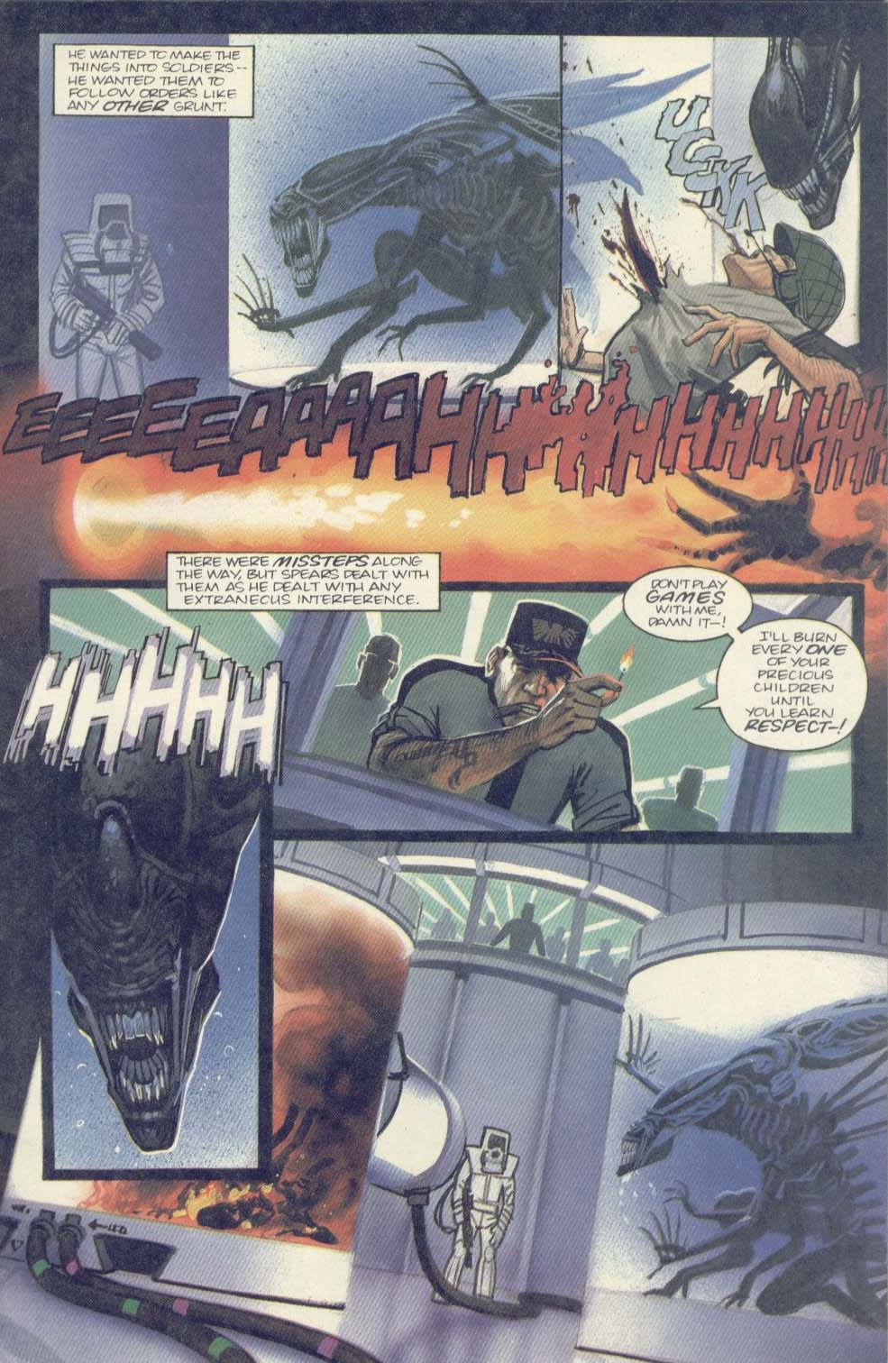 Read online Aliens (1989) comic -  Issue #3 - 11