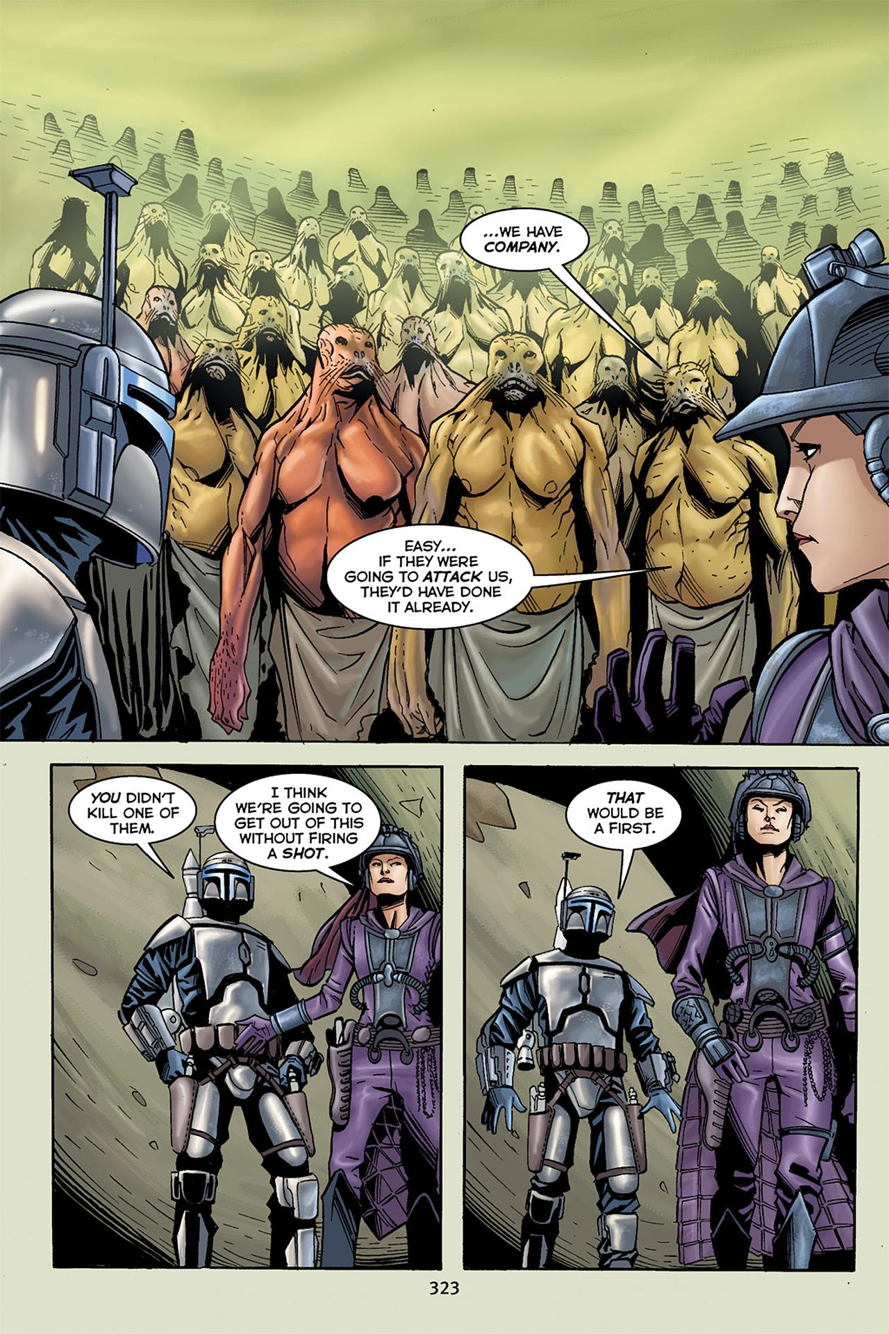 Read online Star Wars Omnibus comic -  Issue # Vol. 10 - 318