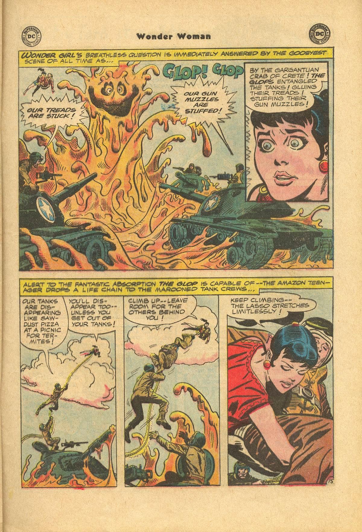 Read online Wonder Woman (1942) comic -  Issue #151 - 21