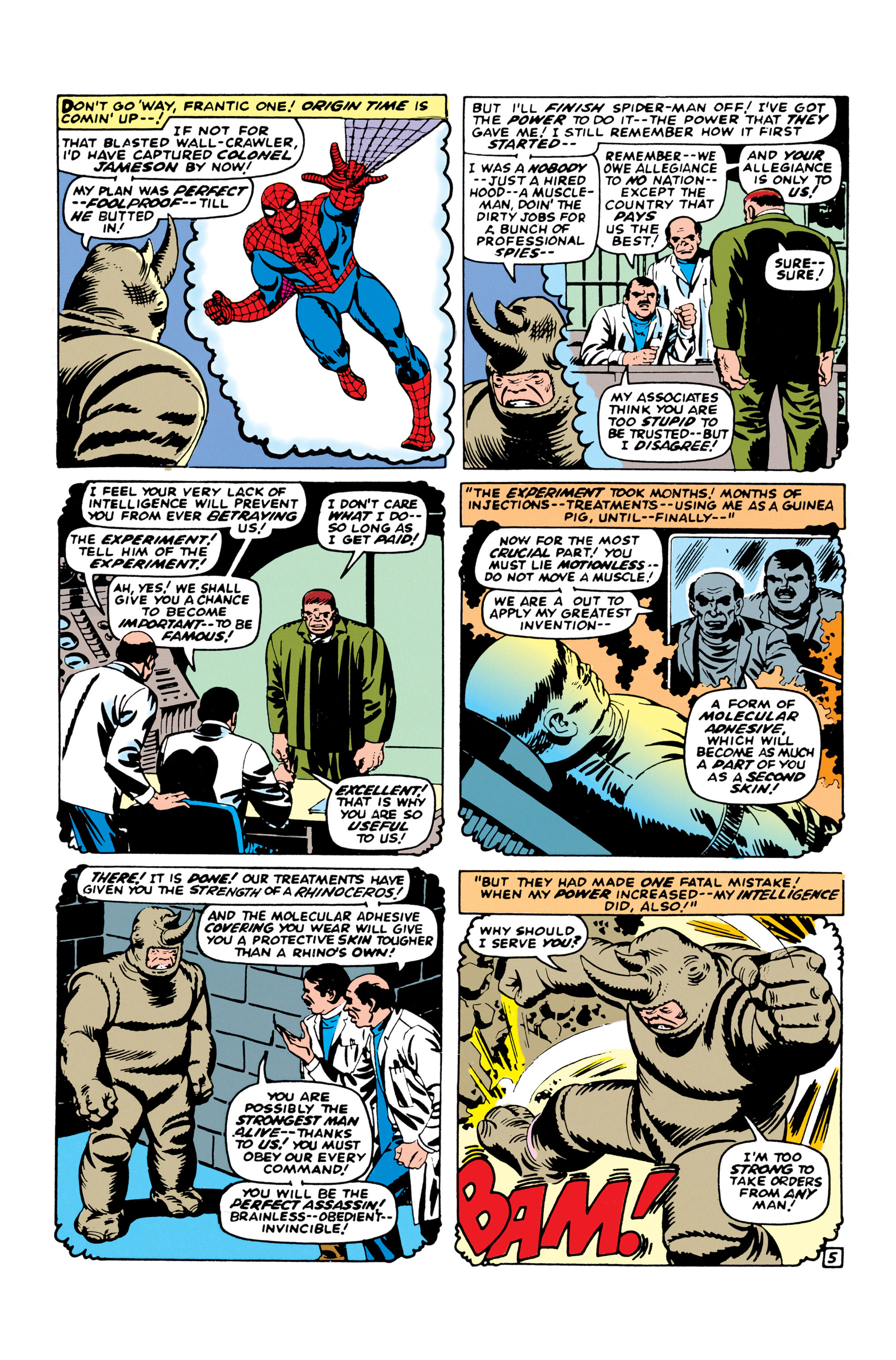 The Amazing Spider-Man (1963) 43 Page 5