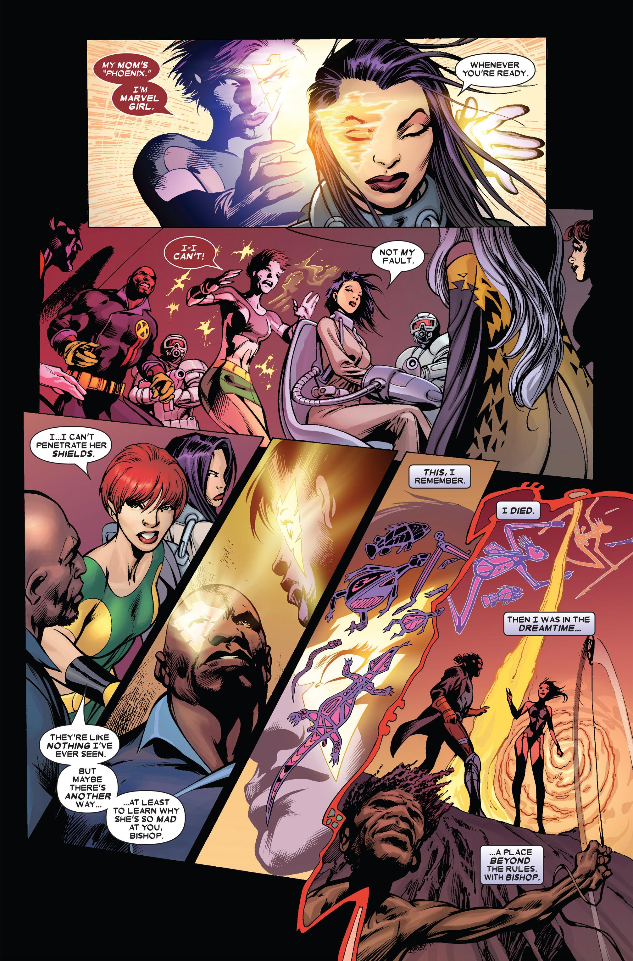 Read online Uncanny X-Men (1963) comic -  Issue #455 - 19