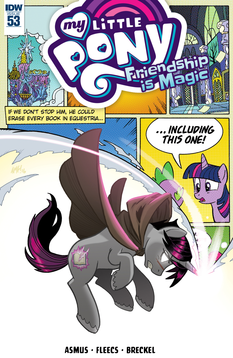 My Little Pony: Friendship is Magic issue 53 - Page 1