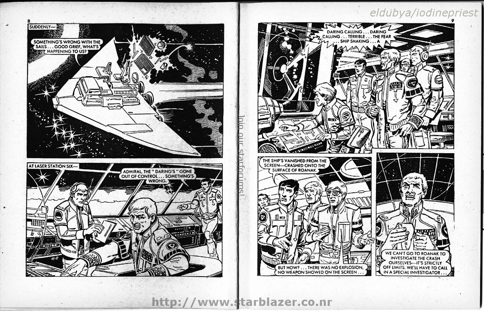 Starblazer issue 73 - Page 6