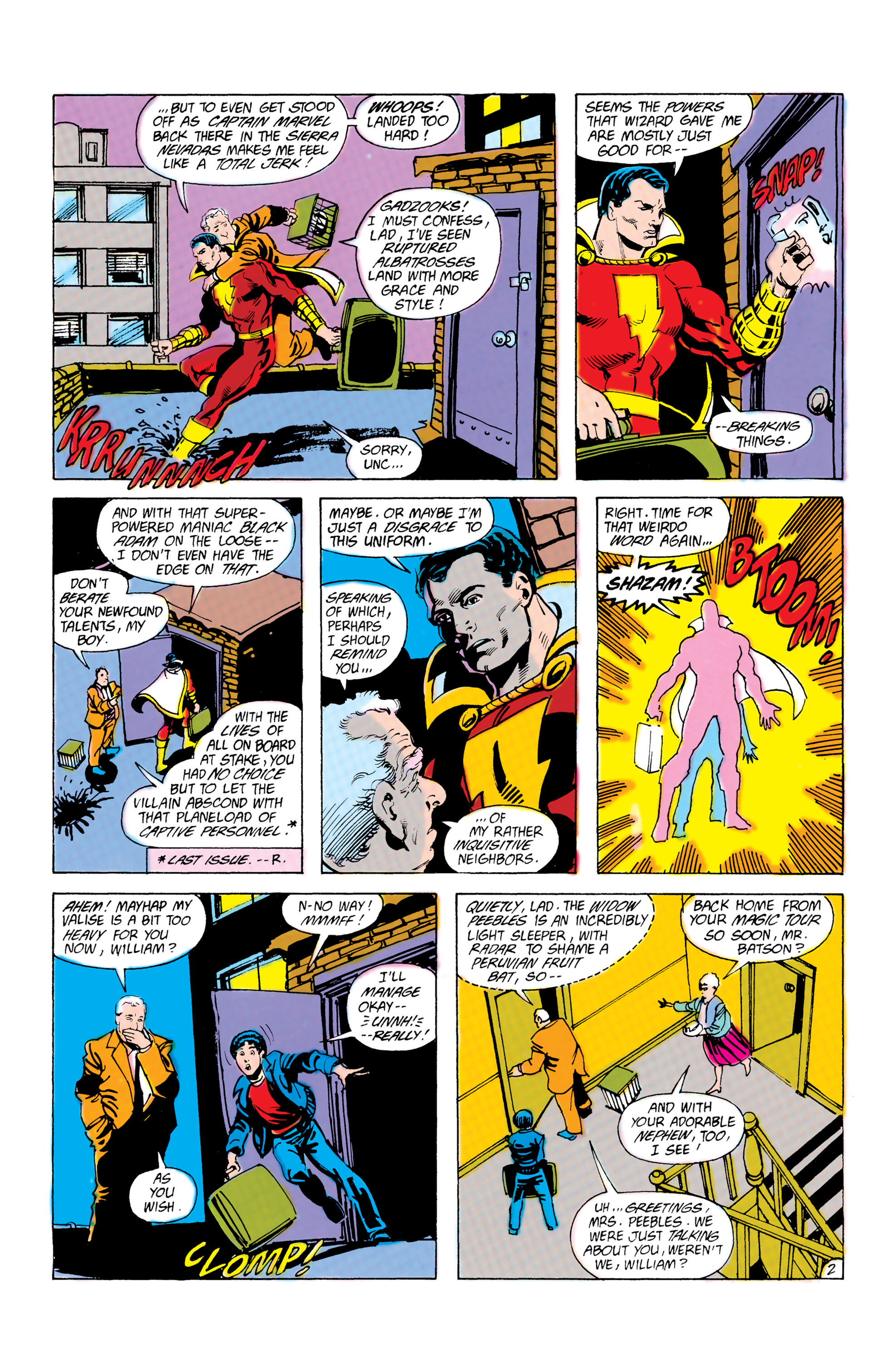 Read online Shazam!: The New Beginning comic -  Issue #3 - 3