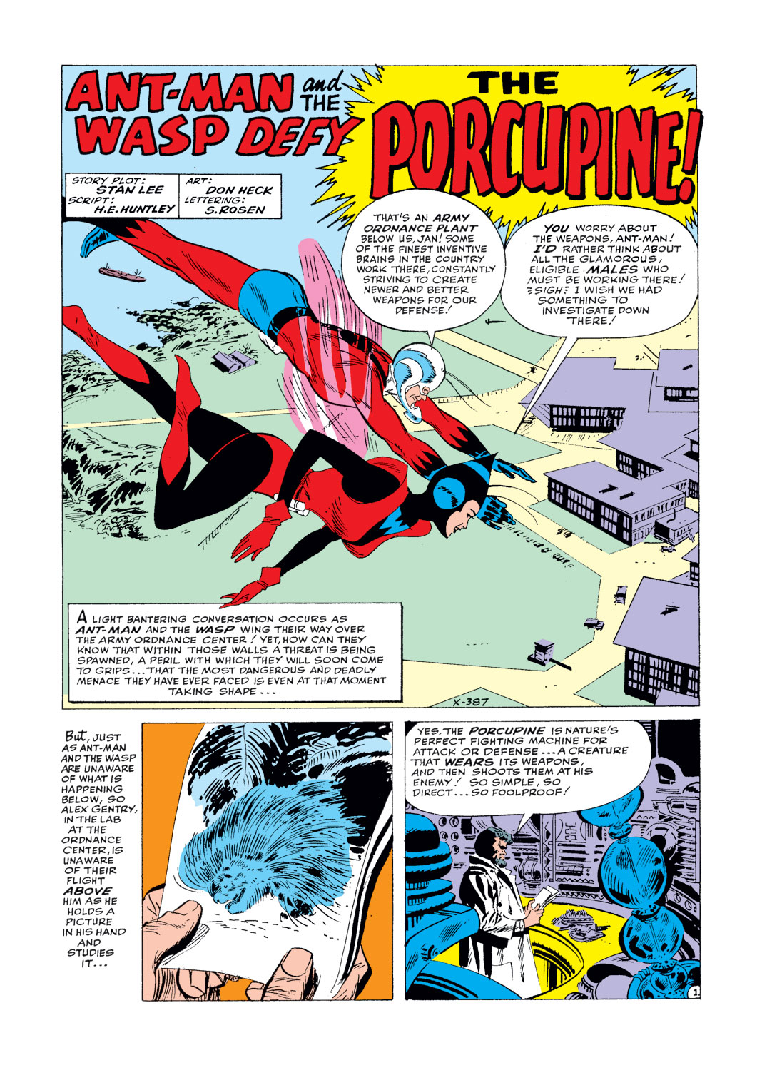 Tales to Astonish (1959) issue 48 - Page 2