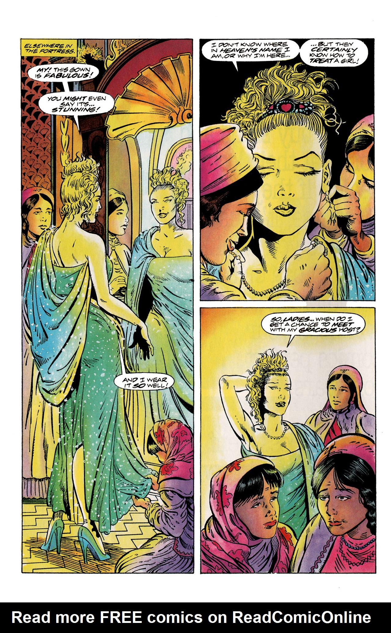Read online Harbinger (1992) comic -  Issue #20 - 6