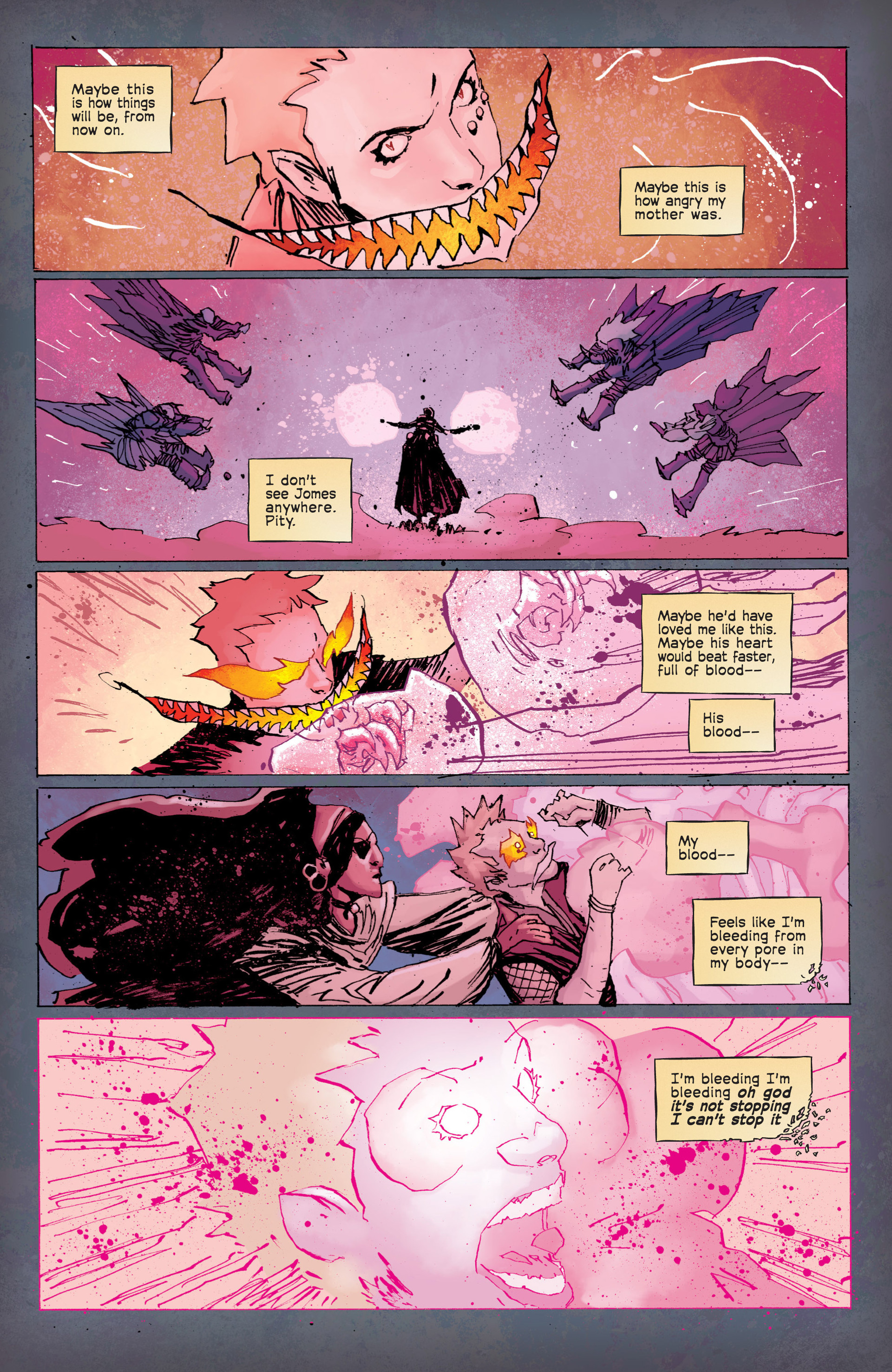 Read online Umbral comic -  Issue #12 - 20