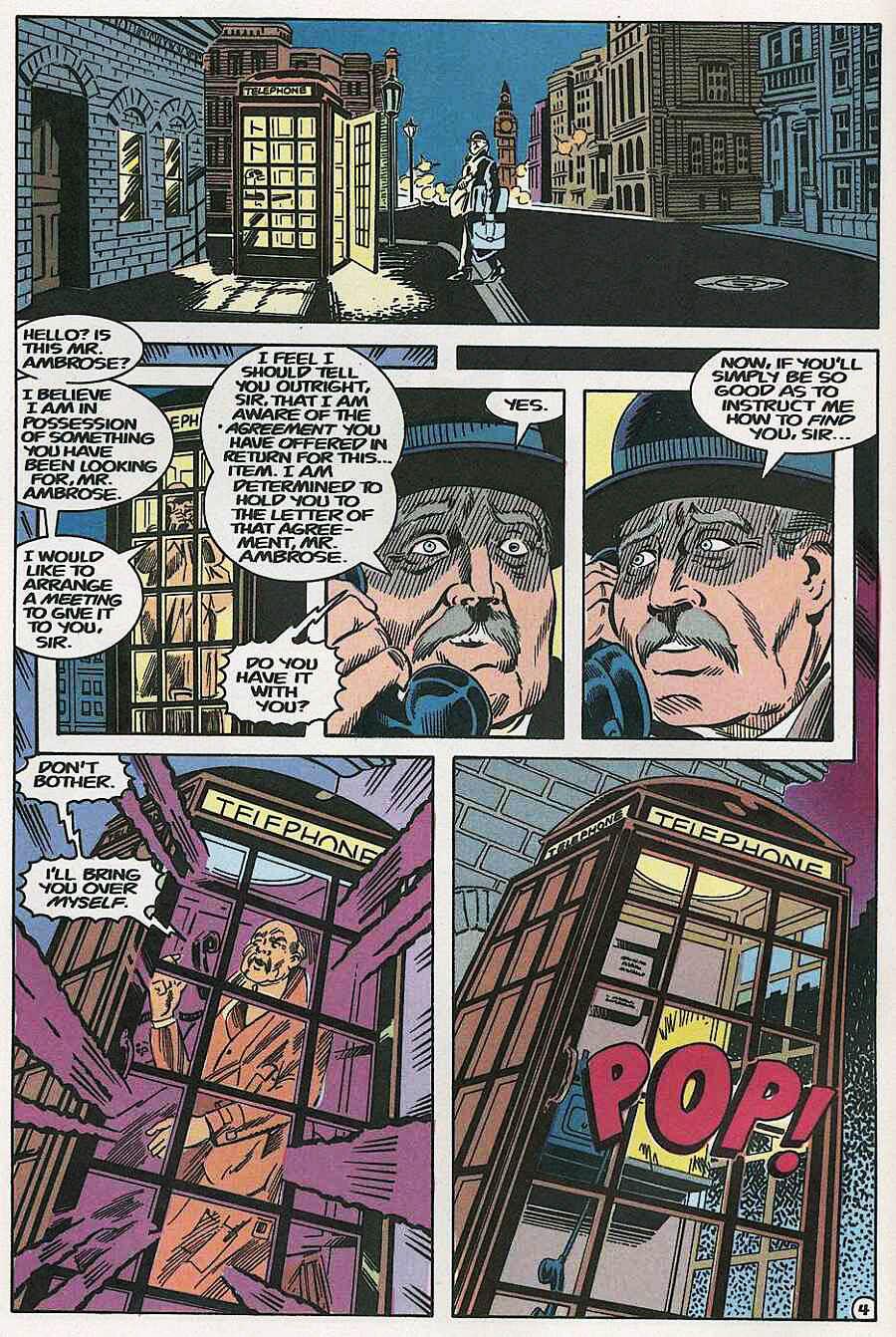 Elementals (1984) issue 19 - Page 6