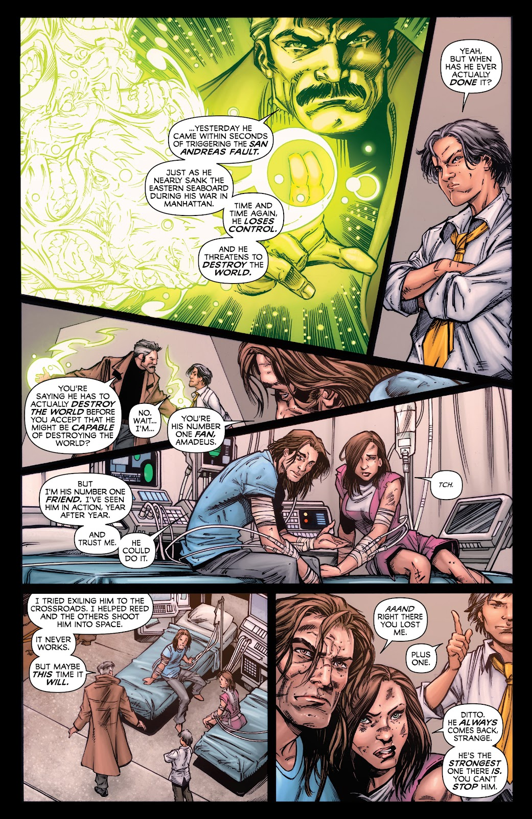 Read online Incredible Hulks (2010) comic -  Issue # _TPB Heart of the Monster - 76
