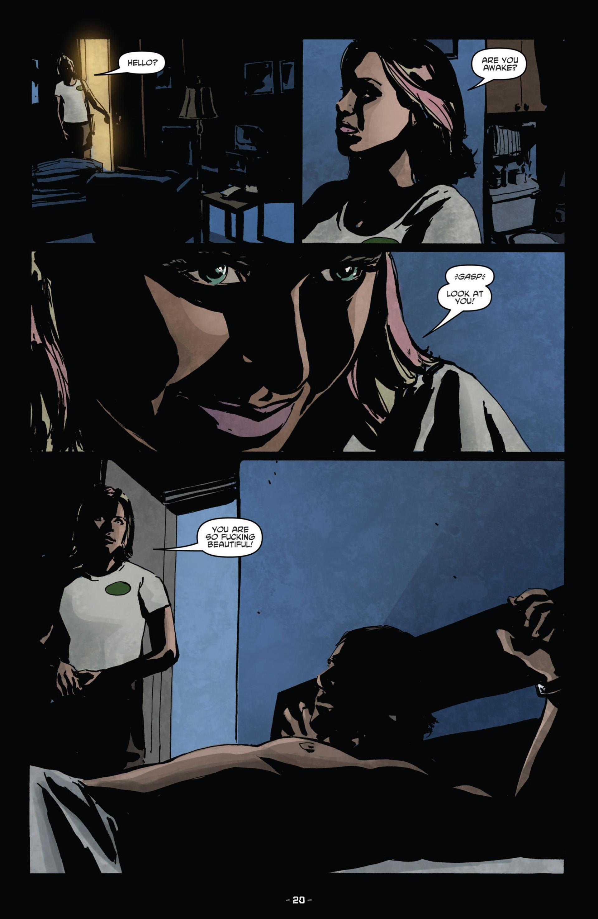 Read online True Blood (2012) comic -  Issue #11 - 23