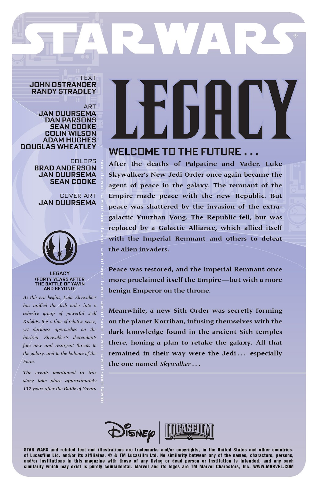 Read online Star Wars Legends: Legacy - Epic Collection comic -  Issue # TPB 2 (Part 5) - 37