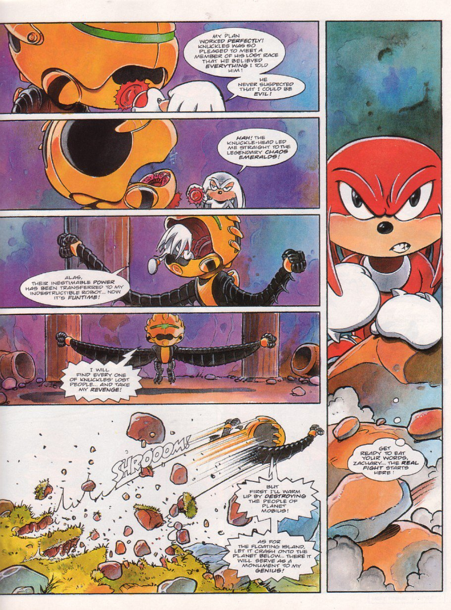 Read online Sonic the Comic comic -  Issue #67 - 19