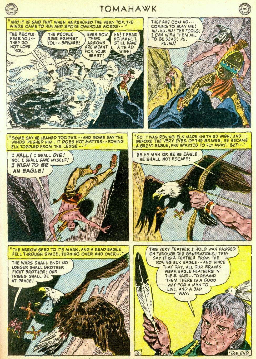 Tomahawk issue 1 - Page 34
