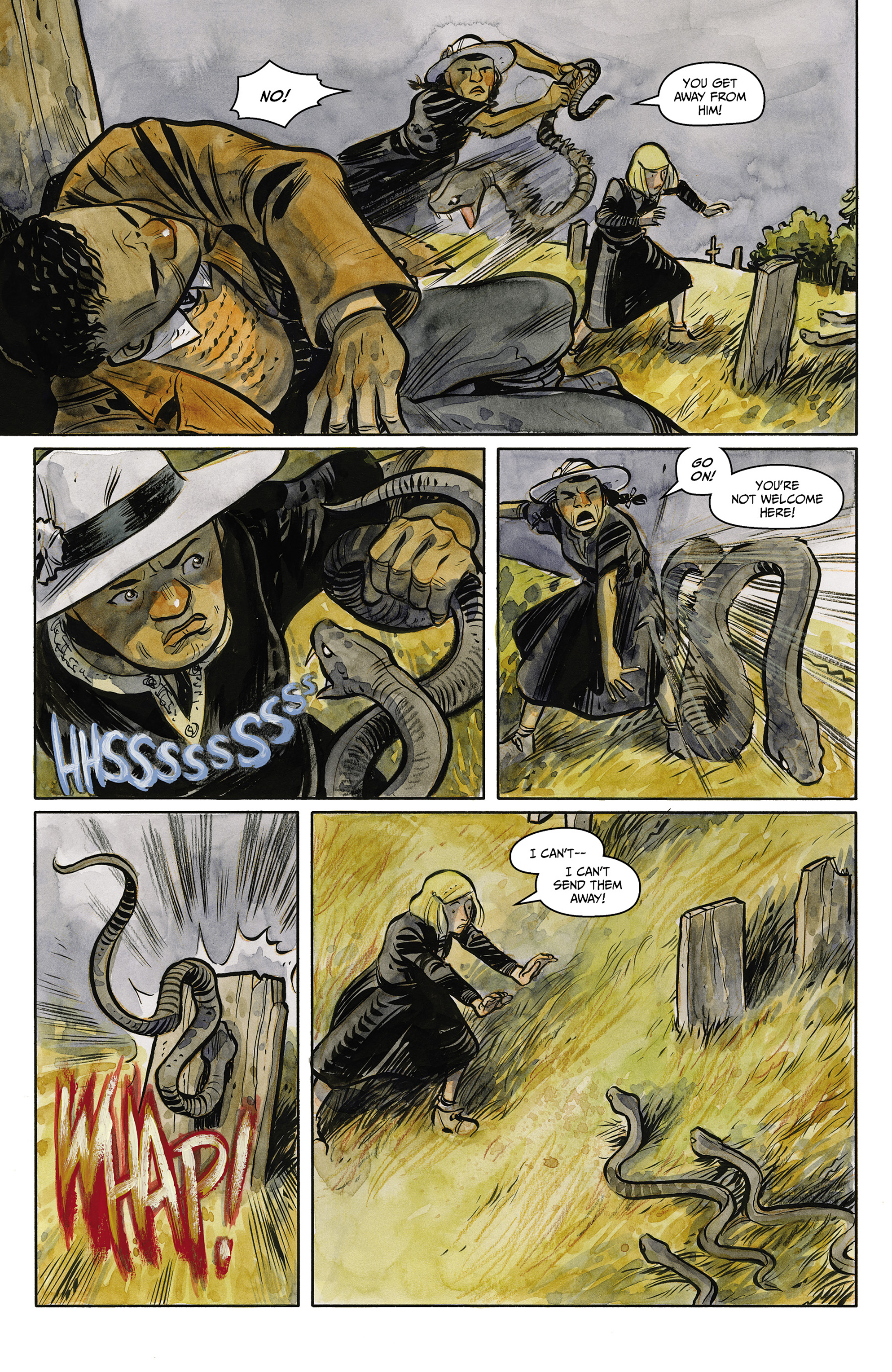 Read online Harrow County comic -  Issue #23 - 9