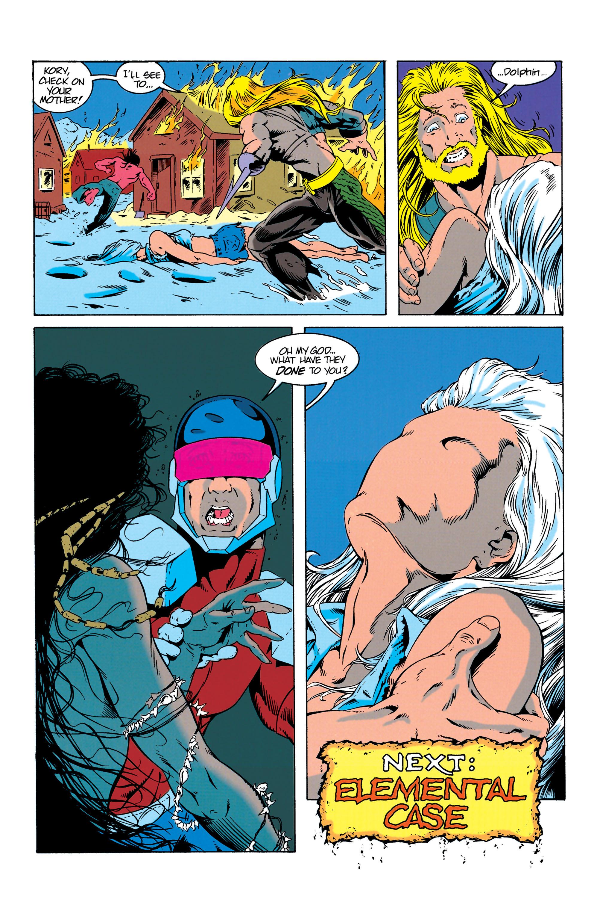Read online Aquaman (1994) comic -  Issue #6 - 23