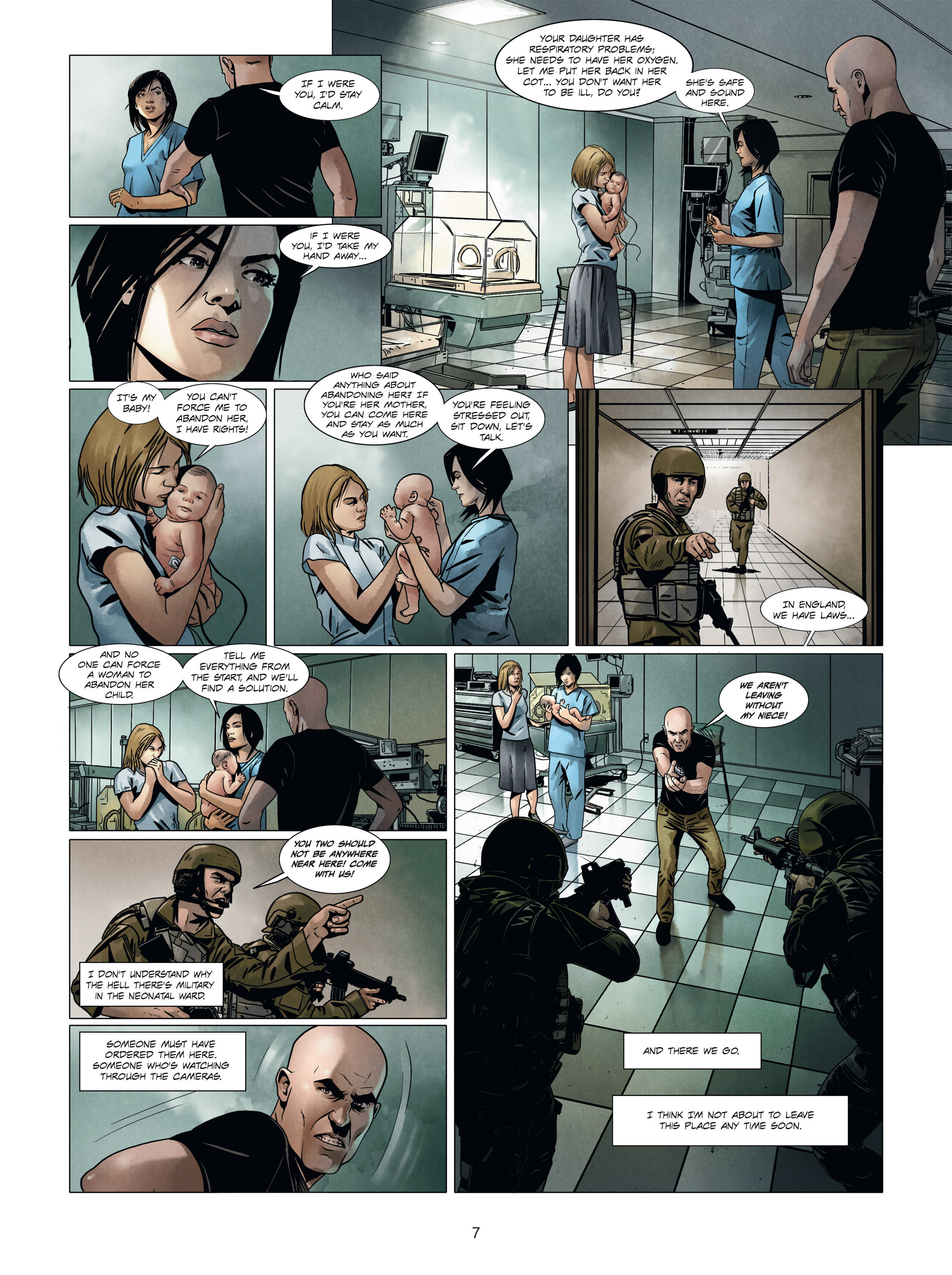 Read online Alice Matheson comic -  Issue #4 - 7