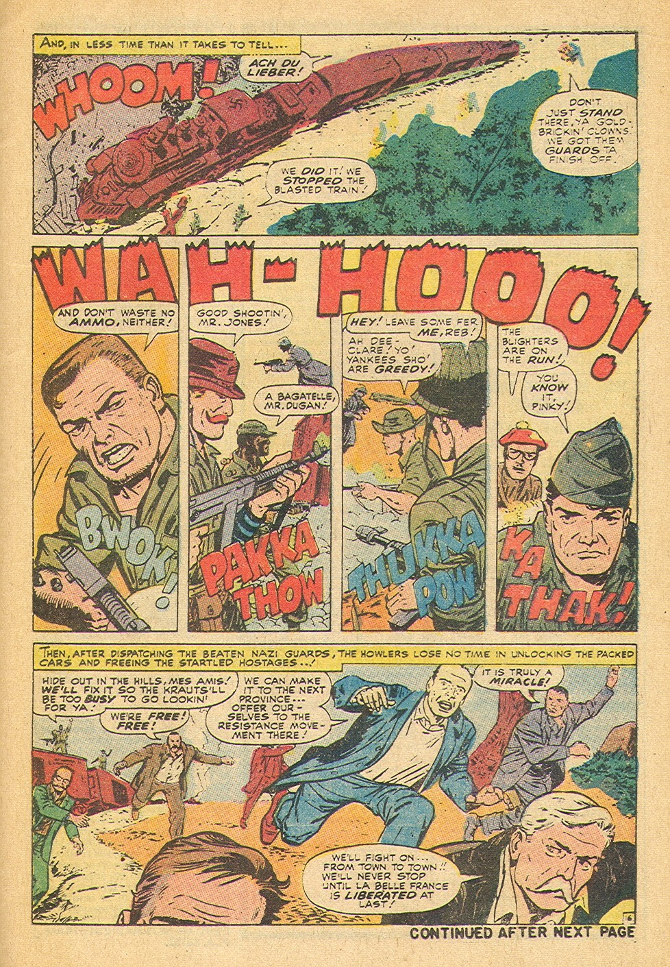 Read online Sgt. Fury comic -  Issue #91 - 25