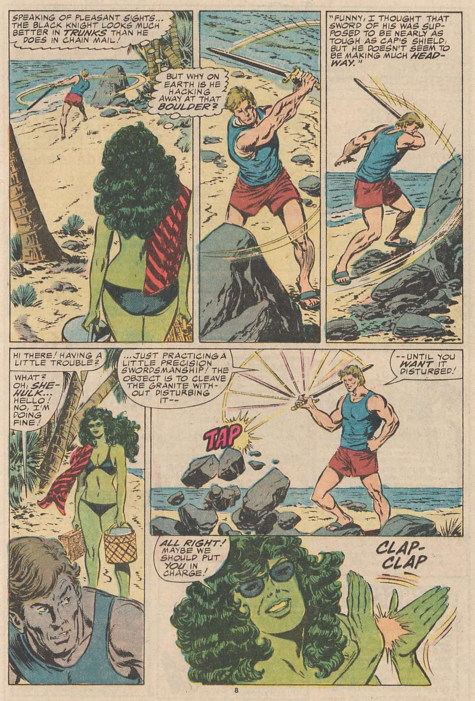 The Avengers (1963) 279 Page 8