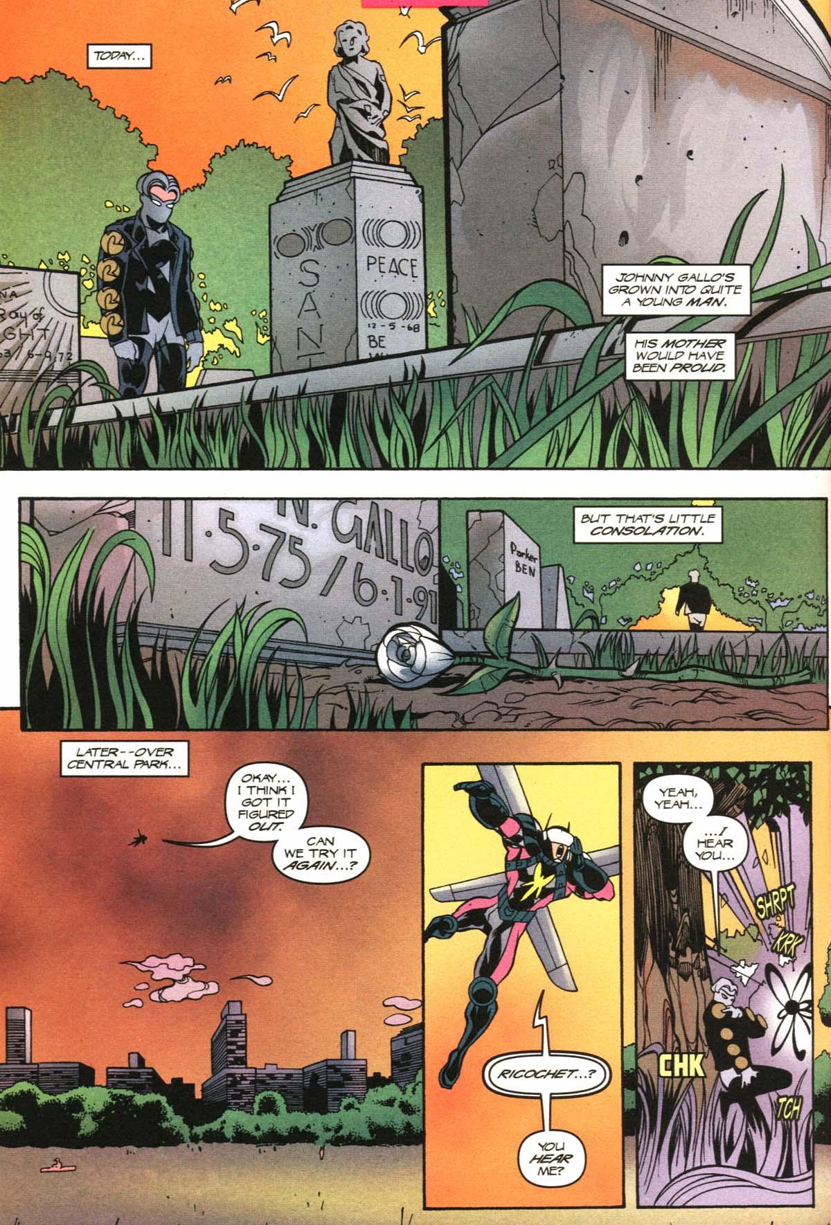 Read online Slingers comic -  Issue #9 - 7