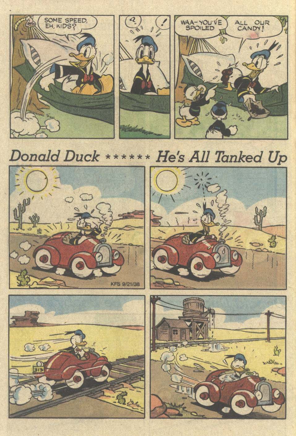 Walt Disney's Donald Duck (1986) issue 273 - Page 16