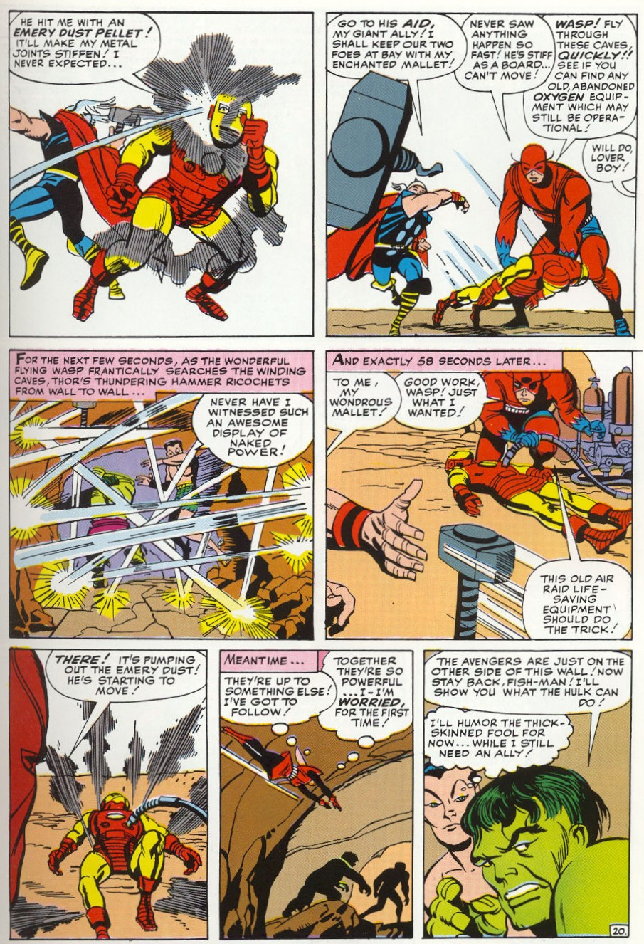 The Avengers (1963) 3 Page 20