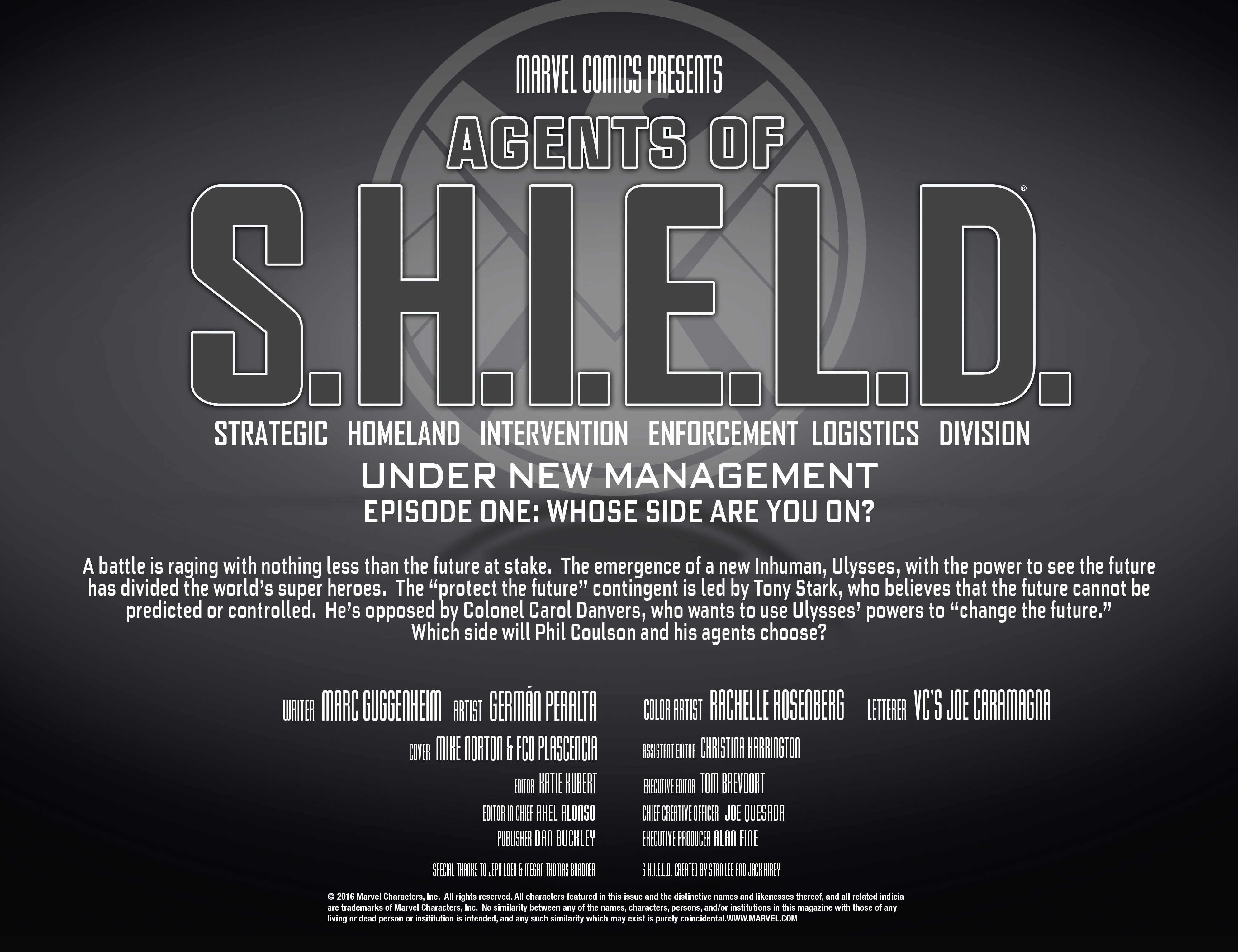 Read online Agents of S.H.I.E.L.D. comic -  Issue #7 - 6